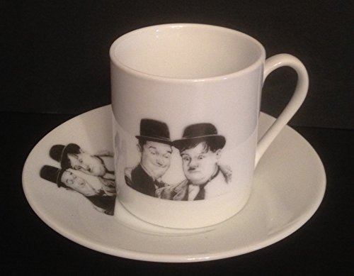 Espresso coffee laurel and hardy GIFT