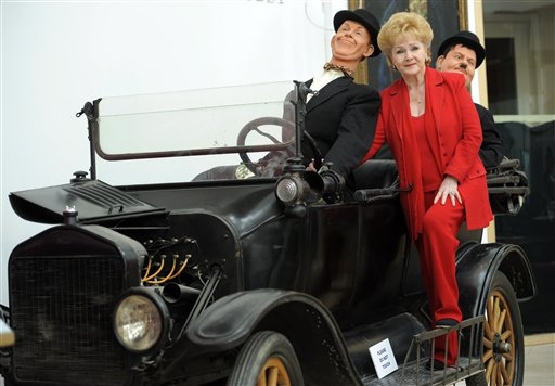 Laurel and Hardy Model T Ford