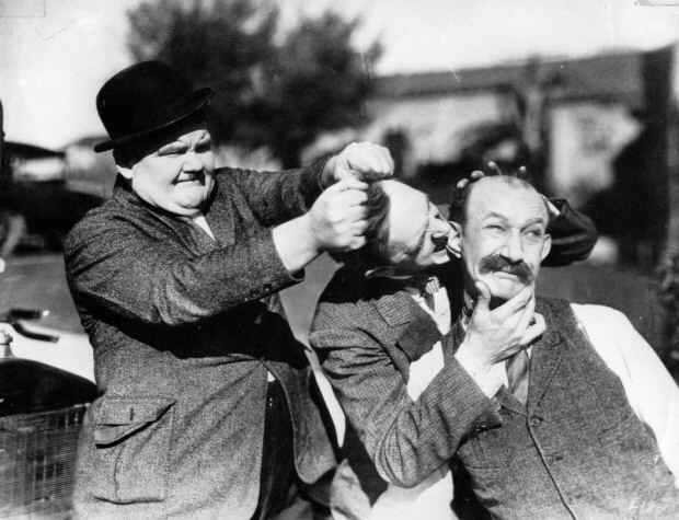 James Finlayson Laurel and Hardy