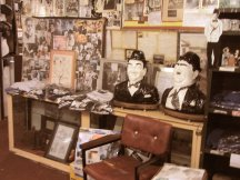 Laurel and hardy Museum ONE