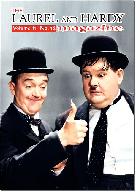 The Laurel and Hardy Magazine