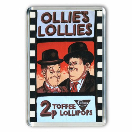 OLLIES LOLLIES MAGNET