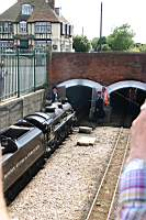 laurel and hardy at the RHDR