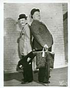Laurel and Hardy in a SPOT OF TROUBLE