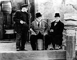 Laurel and Hardy photo gallery six