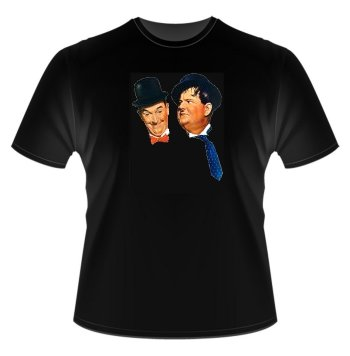 Laurel and hardy's laughing 20s T Shirt
