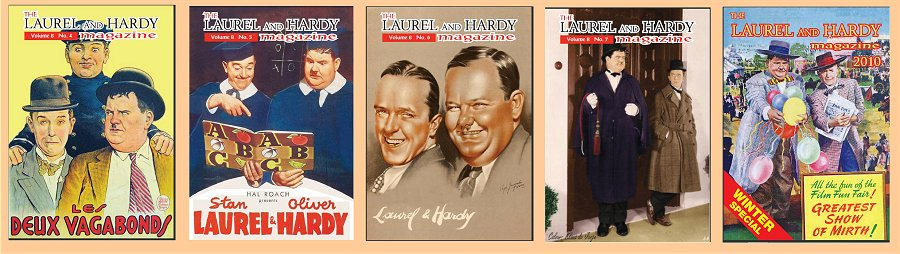 Laurel and Hardy Magazine vol EIGHT