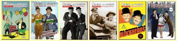 Laurel and hardy magazines