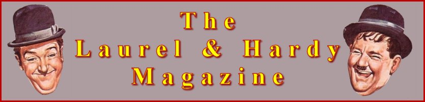 Laurel and Hardy Web Site