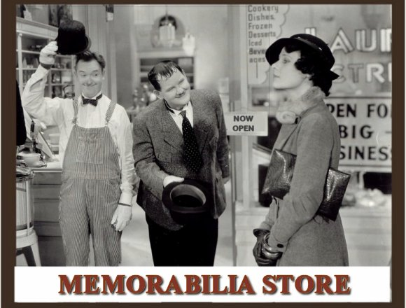 Stan and Ollie store