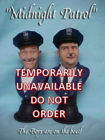 Laurel and Hardy Police officers
