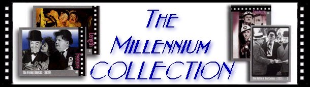Laurel and Hardy the Millennium Collection