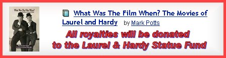 Laurel and hardy by Mark Potts