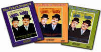 Laurel and Hardy DVD